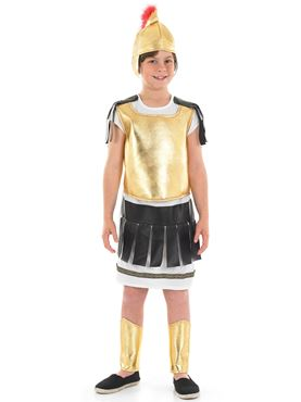 Child Roman Warrior Costume