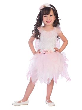 Child Rose Fairy Costume