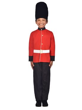 Child Royal Guard Boy Costume Couples Costume