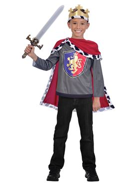 Child Royal King Costume