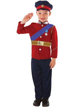 Child Royal Prince Costume Thumbnail