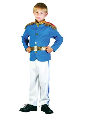Child Royal Prince Costume