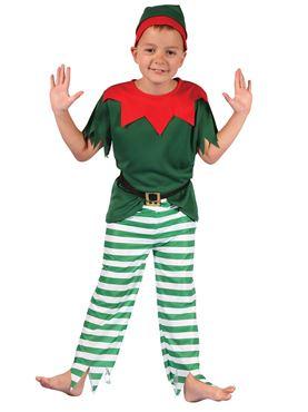 Child Santas Little Helper Costume Thumbnail