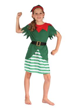 Child Santas Little Helper Costume Thumbnail