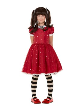 Child Santoro Ruby Costume