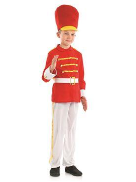 Child Tin Soldier Costume