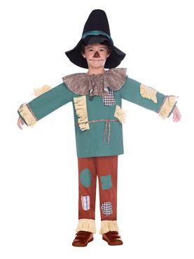 Child Scarecrow Costume Couples Costume