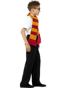 Child Schoolboy Kit - Back View