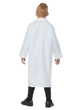 Child Scientist Costume - Side View