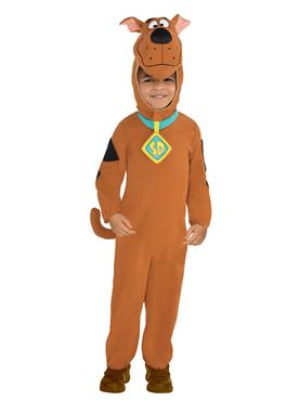 Child Scooby Doo Costume Couples Costume
