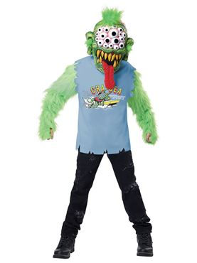 Child See Monster Costume