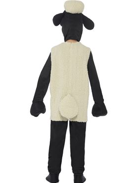 Child Shaun the Sheep Costume - Side View