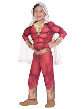Child Shazam! Costume - Side View