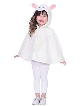 Child Sheep Cape
