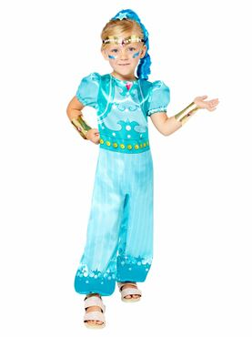 Child Shine Costume
