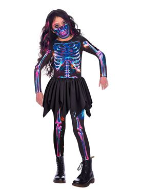 Child Skeleton Costume