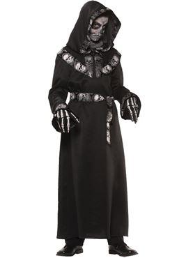 Child Skull Master Costume