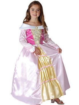 Child Sleeping Princess Costume