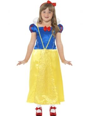 Child Snow Princess Costume