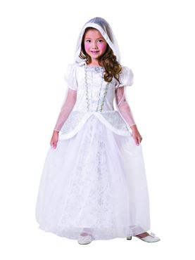 Child Snow Queen Costume