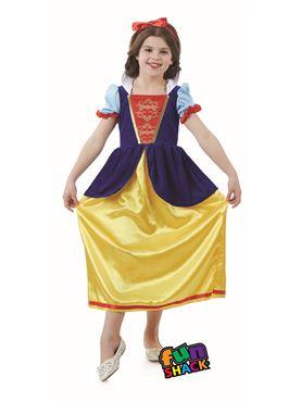 Child Snow White Costume