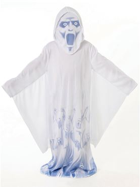 Child Ghost Soul Seeker Costume