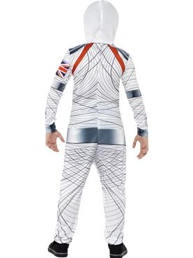 Child Spaceman Costume - Side View