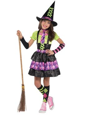 Child Spellbound Witch Costume