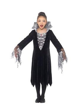Child Spider Vampire Costume