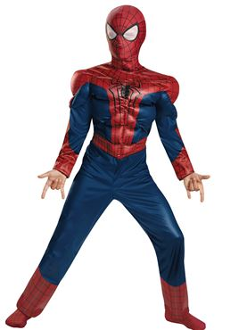 Child Spiderman 2 Avengers Costume