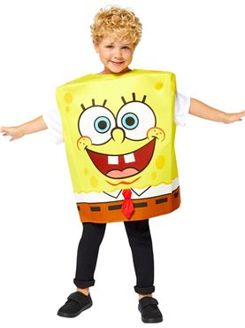 Child SpongeBob SquarePants Tabard