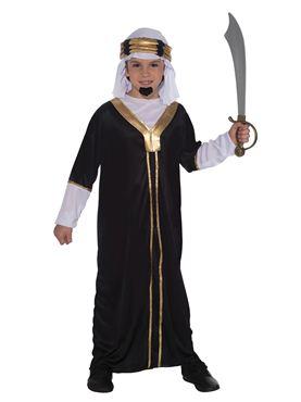 Child Sultan Costume