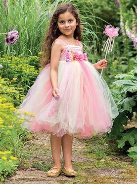 Child Summer Fairy Costume