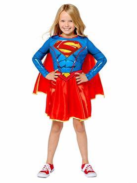 Child Supergirl Sustainable Costume Couples Costume