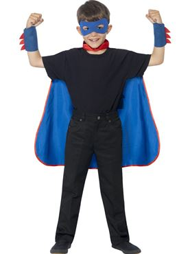 Child Superhero Instant Kit