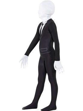 Child Supernatural Boy Costume - Back View