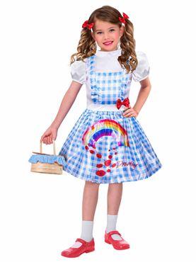 Child Sustainable Dorothy Costume