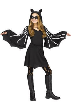 Child Sweet Bat Costume