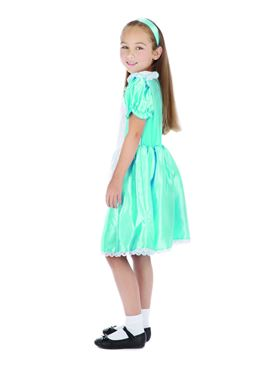 Child Sweetie Girl Costume - Side View