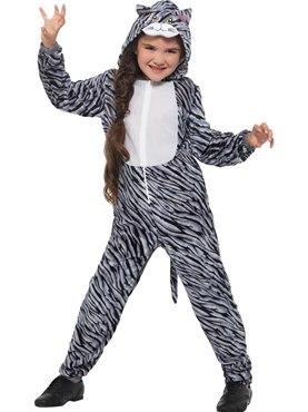Child Tabby Cat Costume