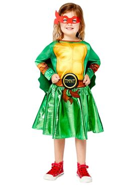 Child Teenage Mutant Ninja Turtles Costume