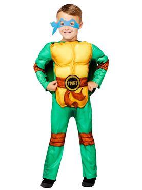 Child Teenage Mutant Ninja Turtles Deluxe Costume