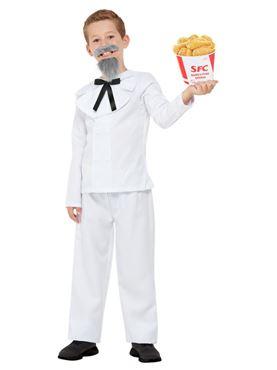 Child The Colonel Costume