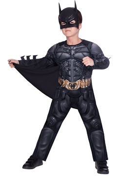 Child The Dark Knight Costume - Side View