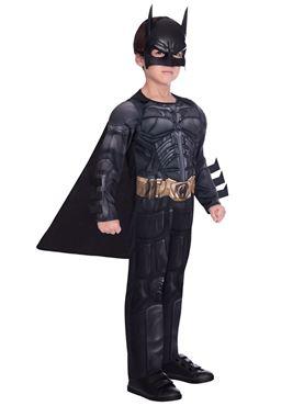 Child The Dark Knight Costume - Back View