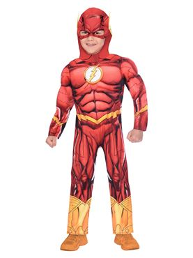 Child The Flash Costume