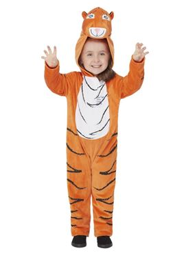 Child The Tiger Who Came For Tea Deluxe Costume