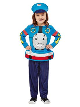 Child Thomas the Tank Engine Toddler Costume