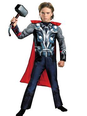 Child Thor 2 Avengers Costume