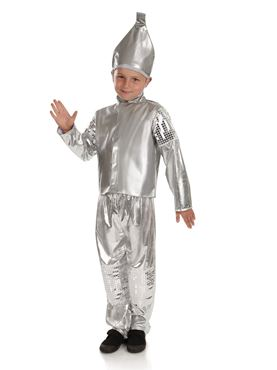 Child Tin Man Costume  sc 1 st  Fancy Dress Ball & Child Tin Man Costume - FS3878 - Fancy Dress Ball